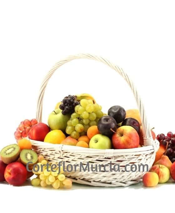 Cesta de Frutas Variadas